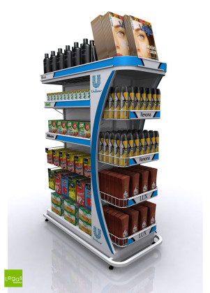 CHECKSTAND-CHECKOUT-MERCADO-CARVALHO-METAL-LEGAS-DISPLAY-LEGASDISPLAYS